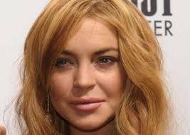 Fotos del nuevo tatuaje de Lindsay Lohan