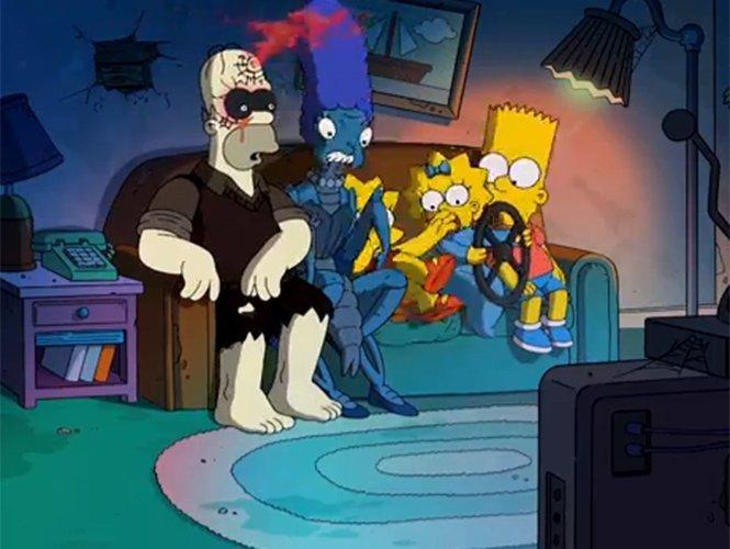 Video: Capítulo de 'Los Simpson' dirigido por Guillermo del Toro