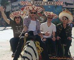 Macaulay Culkin de fiesta en Tijuana