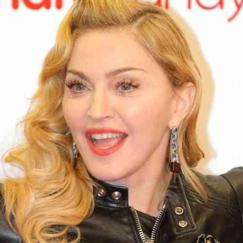 Foto de Madonna: ¿cirugía plástica o botox?