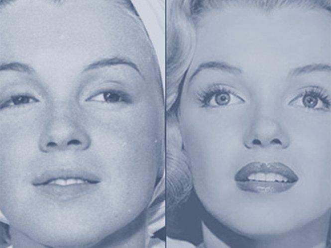 Las cirugías de Marilyn Monroe para corregir imperfecciones
