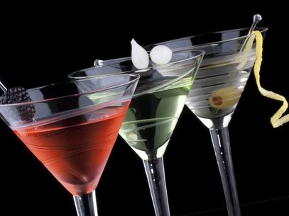 Recetas más populares para hacer un Martini