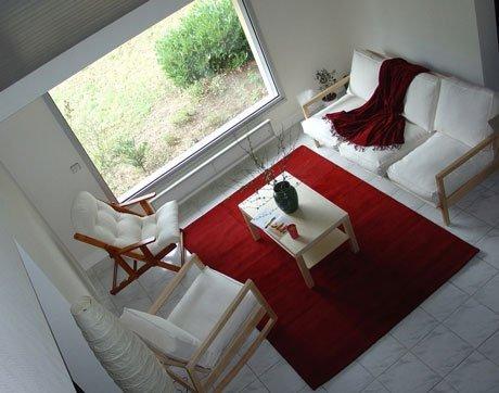 Cómo y dónde implementar el color rojo en tu hogar