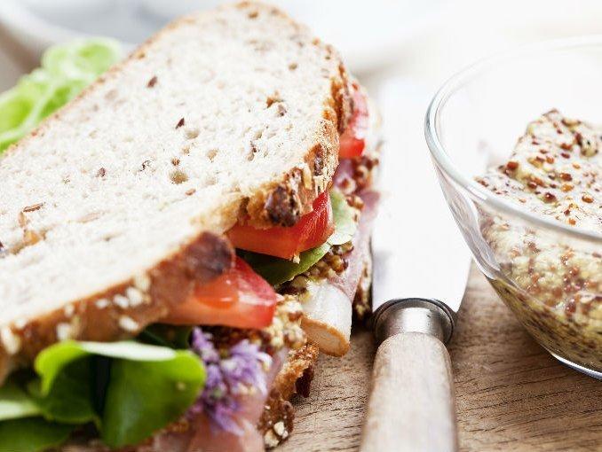 Sugerencias para tu lunch por menos de 200 calorías