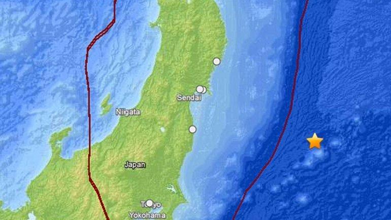 Terremoto de 7.6 sacude a Japón