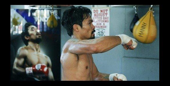 Manny Pacquiao dedica pelea a víctimas del tifón Haiyan