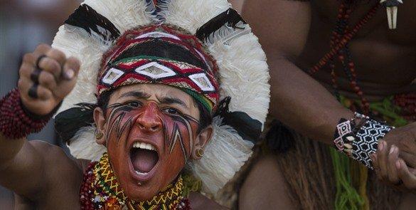 Insólito: Las olimpiadas de los indígenas del mundo