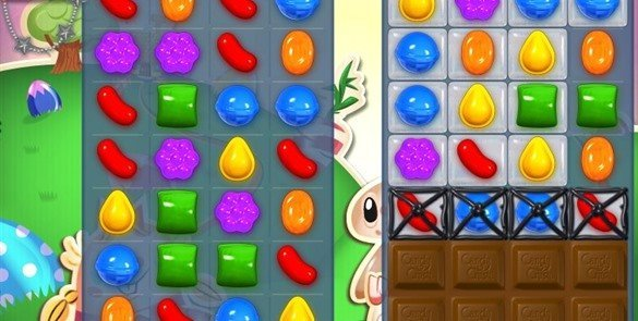 Candy Crush cumple un año
