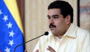 Maduro dice que las acciones económicas en Venezuela serán permanentes