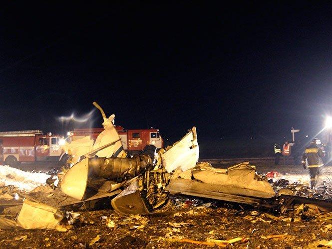 Rusia: Accidente del avión Boeing 737 fué causado por los pilotos