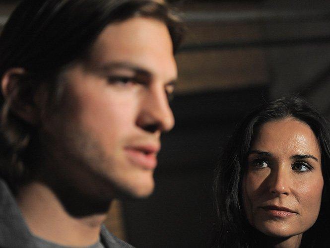 Demi Moore y Ashton Kutcher están oficialmente divorciados