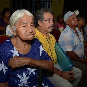 Curiosidades: La Población envejece cada vez más rápido