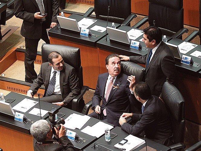 El Senado aprueba la reforma financiera