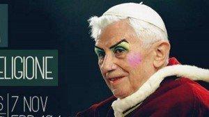 Polémica por foto del Papa maquillado - Ver Foto