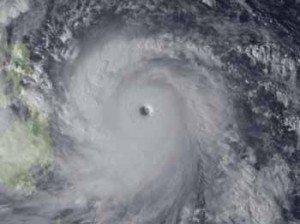 Advierten que un nuevo ciclón amenaza a Filipinas