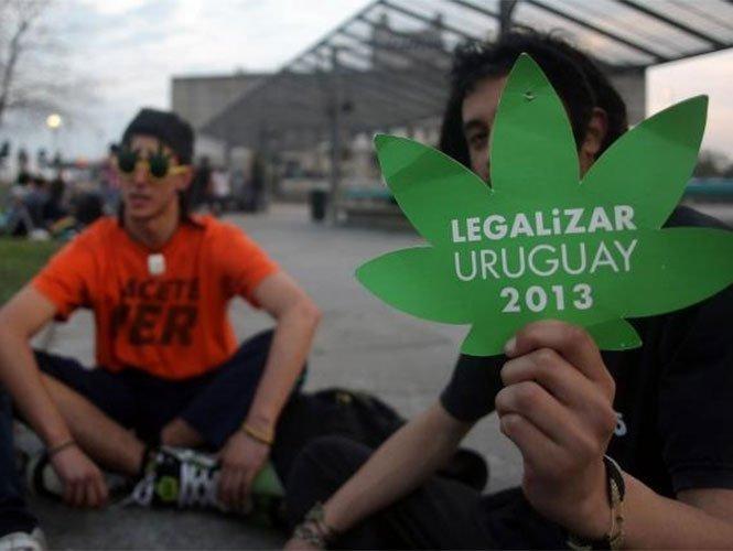 Uruguay está a un paso de la aprobación de la mariguana