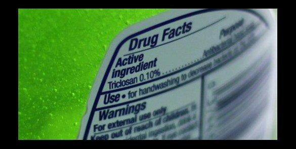 Insólito: El jabón antibacteriano es inefectivo