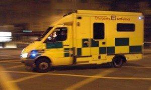 Insólito: Muere porque el conductor de ambulancia no encuentra sus llaves
