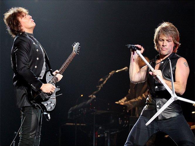 Bon Jovi tiene la gira más rentable de 2013 - Mira la lista