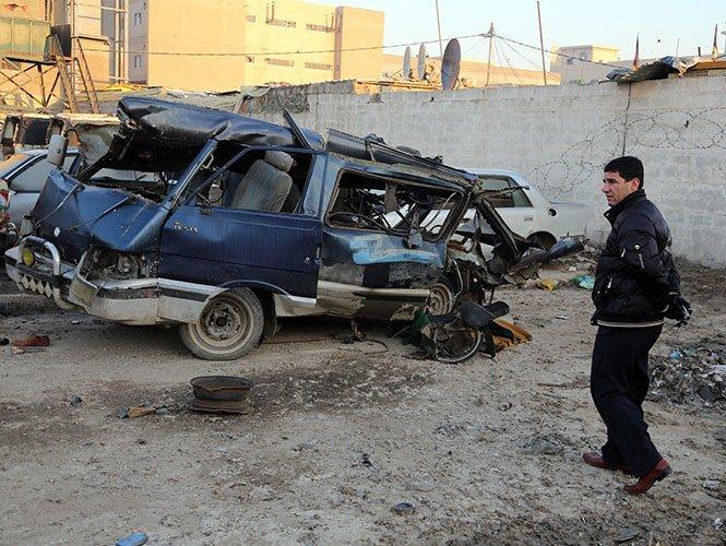 66 muertos en atentados en Irak