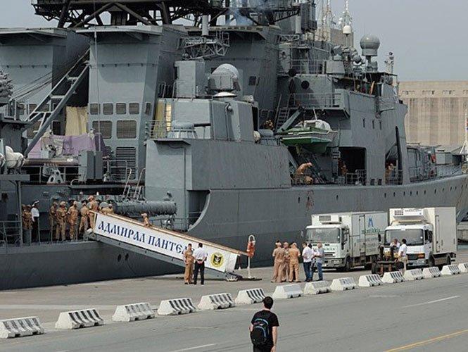 EU preocupado por instalación de misiles de Rusia
