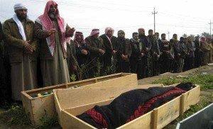 21 muertos y 71 heridos en una ola de ataques en Bagdad