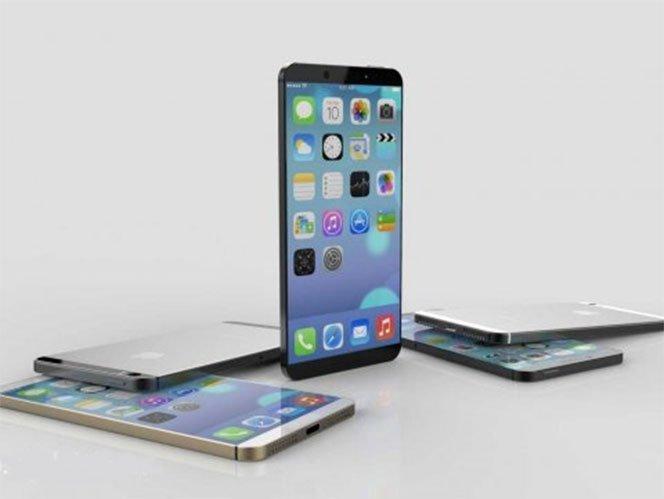 El nuevo iPhone 6 sería increíblemente delgado con sólo 6 milímetros - Fotos