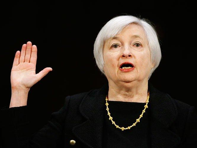 Janet Yellen es la nueva presidente de la Reserva Federal de EU