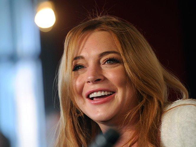 Lindsay Lohan asiste por 1° vez al Festival de Sundance