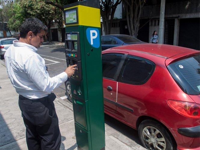 La operación de parquímetros en Cuauhtémoc obtiene 27 millones de pesos
