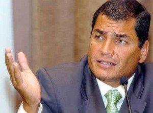 Rafael Correa pide a la ONU no entrometerse en asuntos del país