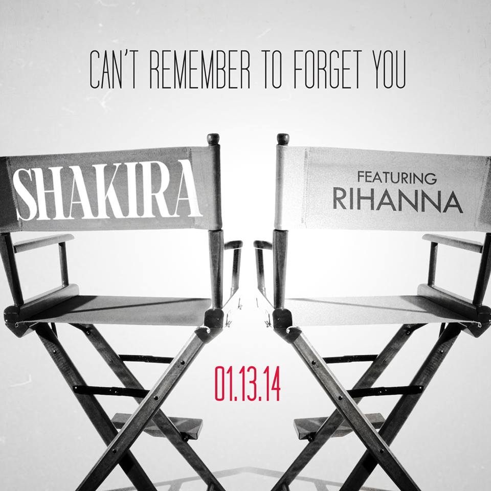 Can't Remember To Forget You: Lo nuevo de Shakira y Rihanna juntas
