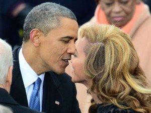 romance de Barack Obama y Beyoncé