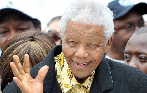 Sudáfrica emite un sello postal conmemorando a Mandela