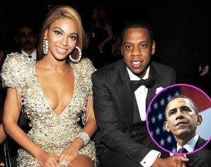 El supuesto romance de Barack Obama y Beyoncé