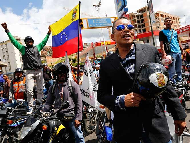 Maduro advirtió que la cobertura periodística de protestas es ilegal