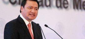 Osorio Chong promete reducir el secuestro a su mínima expresión