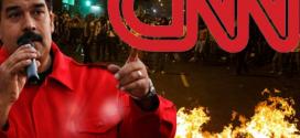 Maduro echa a CNN de Venezuela