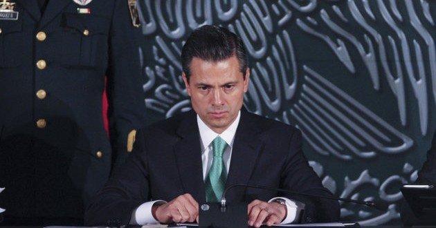 El expediente clínico de Peña Nieto son datos de carácter privado