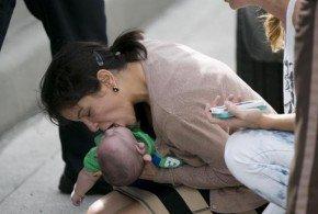 Mira la foto más conmovedora ...