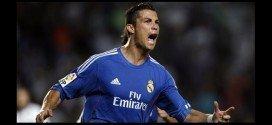 German Burgos le grita obscenidades a Cristiano Ronaldo