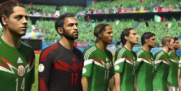 FIFA World Cup Brazil: ya salió el videojuego mundialista