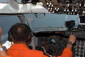 ¿Puede un avión desaparecer en el aire?