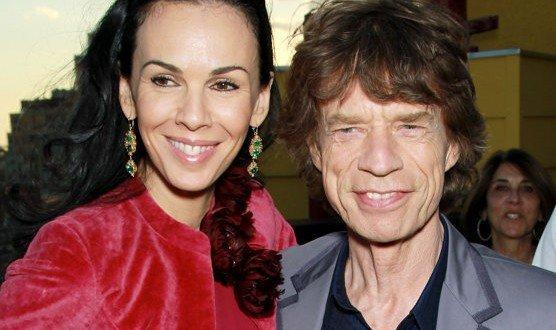 Encuentran muerta a la novia de Mick Jagger