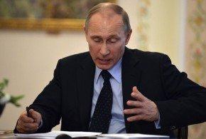 Rusia reconoce a Crimea como un Estado soberano e independiente