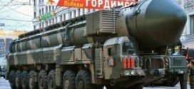 Rusia prueba con éxito un misil balístico intercontinental