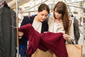 Tips para comprar ropa vintage