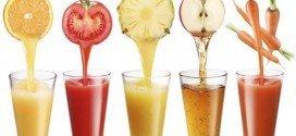 Conoce los jugos de frutas que te benefician