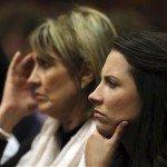 Mira el último mensaje de Reeva a Oscar Pistorius