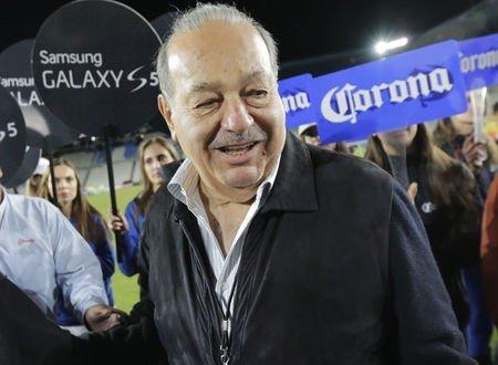 Slim quiere a los Leones Negros en Claro Sport